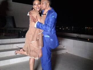 Generations Tshidi Off The Market After Engaged To Lover Lebo