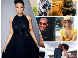 South African Celebrities Who Blocked Each Other On Social Media