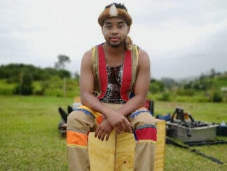 Muvhango's Vusi Feared Revealing His Origins Due To Xenophobia Attacks In South Africa