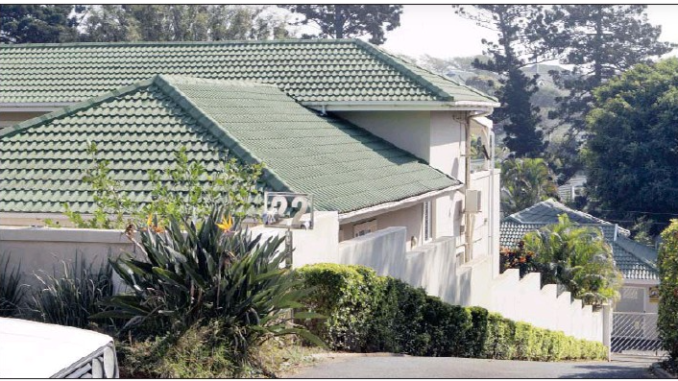 See: Gugu Gumede's Family House